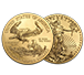 Buy 2020 1 oz Gold Eagle Coins MintFirst™ (20 per tube), image 2
