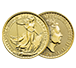 Buy 2020 1 oz Gold Britannia Coins MintFirst™ (Single Coin), image 3