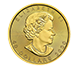 Buy 2020 MintFirst™ 1 oz Gold Maple Leaf Coins (tube of 10), image 2