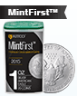 2020 MintFirst™ 1 oz Silver Eagle (20 coins)