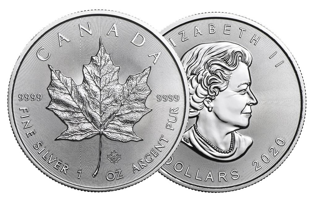Buy 2020 MintFirst™ Silver Maple Leaf Coins (25 pcs) .9999, image 3