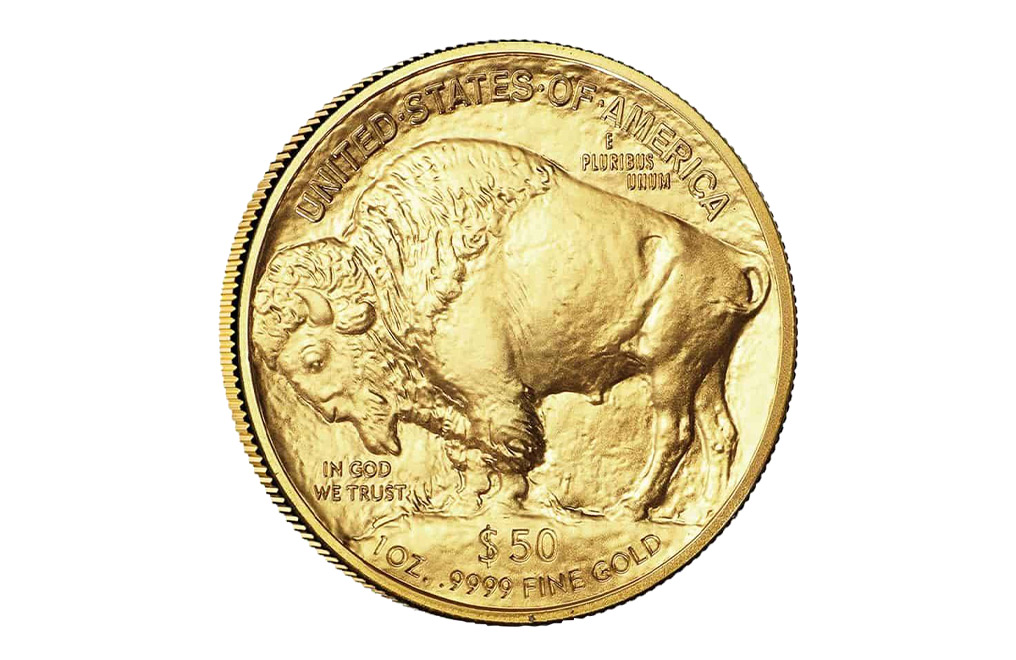 Buy 2021 MintFirst™ 1 oz Gold American Buffalo (Single Coin), image 2