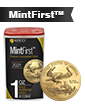 2021 1 oz Gold American Eagle Tube (20 coins) - MintFirst™ [US: Shipping the week of March 15th]