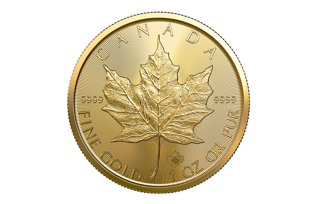 Buy 2021 1 oz Gold Maple Leaf Coins MintFirst™ (Single Coin), image 1
