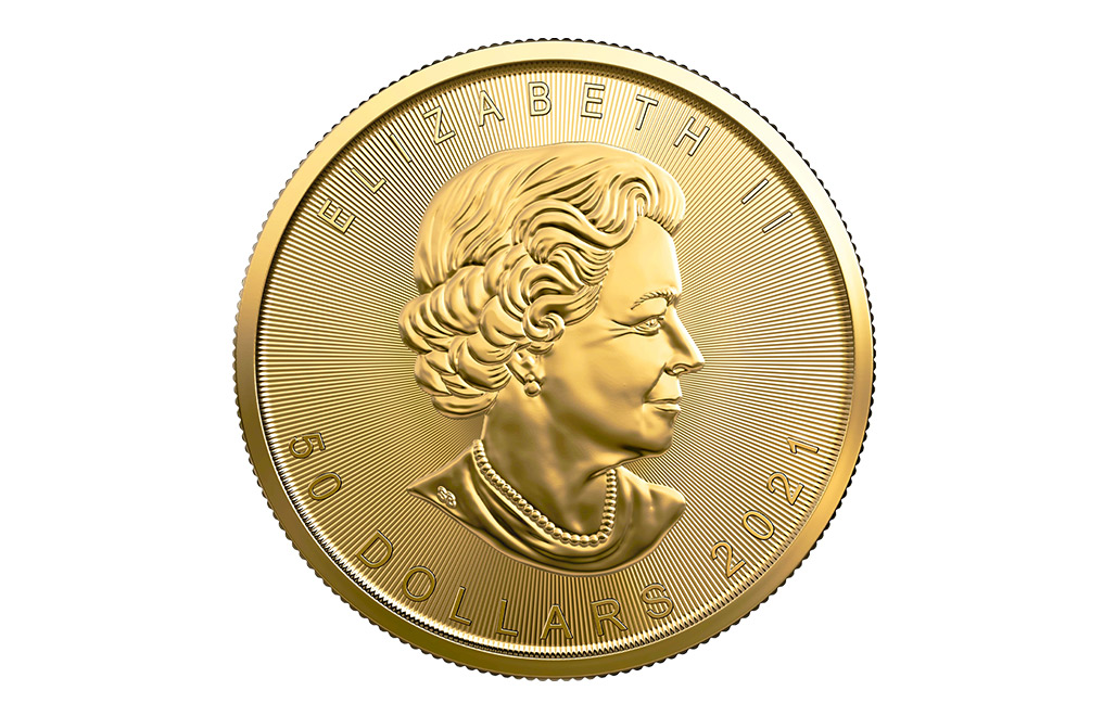 Buy 2021 1 oz Gold Maple Leaf Coins MintFirst™ (Single Coin), image 2