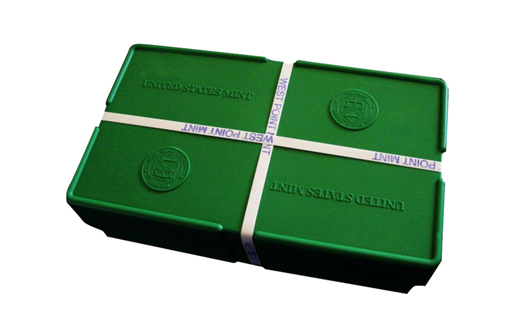 Buy 2021 MintFirst™ 1 oz Silver Eagle Monster Box (500 Coins), image 1