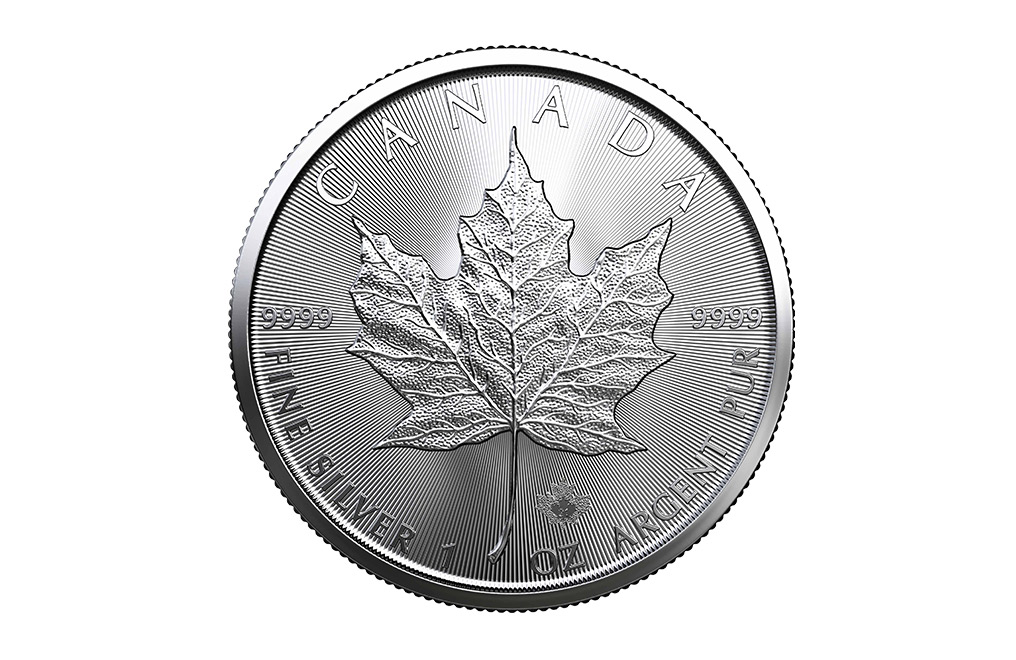 Buy 2021 MintFirst™ Silver Maple Leaf Coins (25 pcs) .9999, image 1