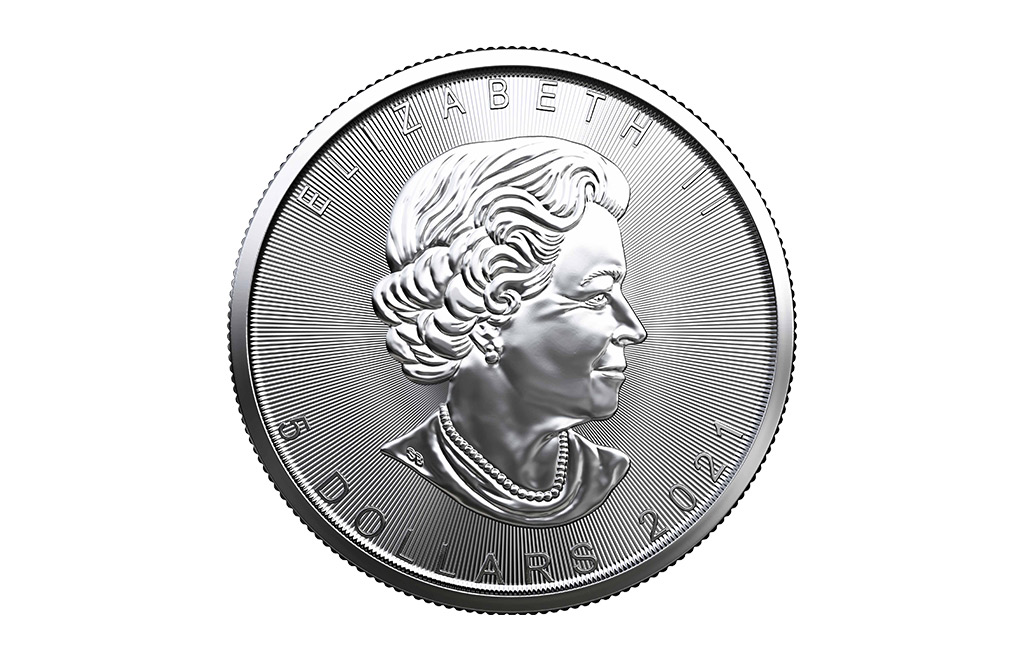 Buy 2021 MintFirst™ Silver Maple Leaf Coins (25 pcs) .9999, image 2