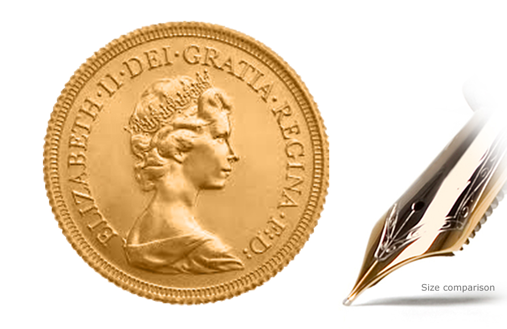 Sell British Gold Sovereign Coins, image 1