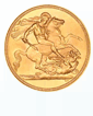 .2354 oz Gold British Sovereign Coin