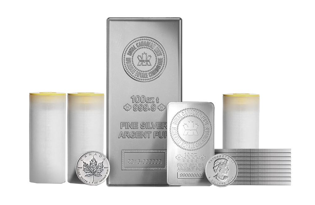 Buy RCM 275 oz Silver Bundle, image 0