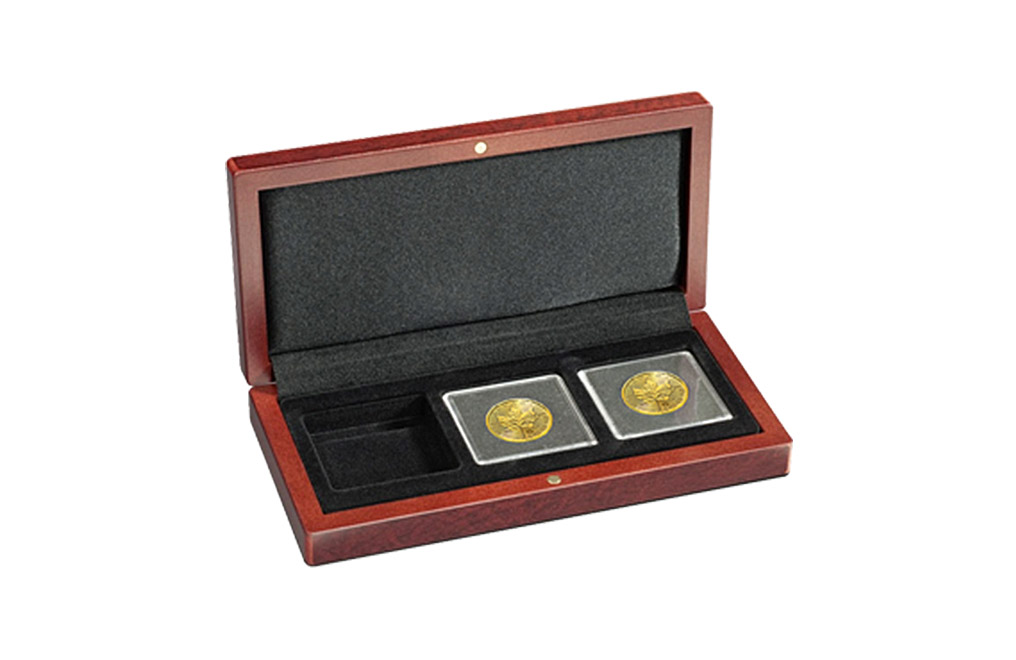 Buy 3 x QUADRUM Capsule VOLTERRA Coin Box, image 0