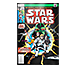 Buy 35 g Premium Silver Foil .999-Star Wars Comics #1, image 0