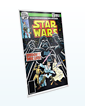 35 g Pure Silver Foil .999 - Star Wars  Comics #21