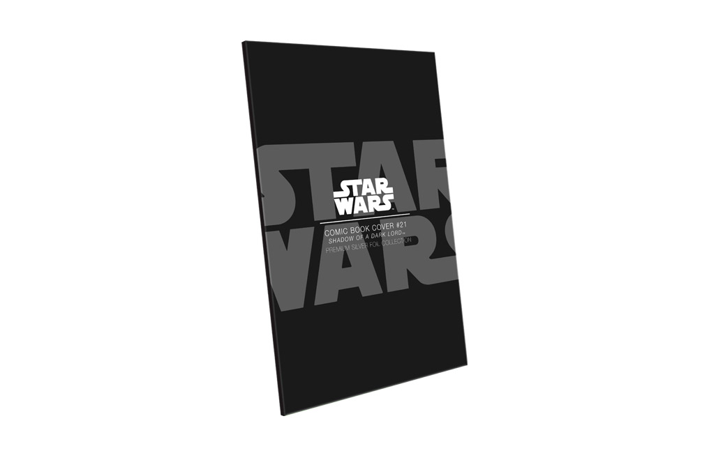 Buy 35 g Pure Silver Foil .999 - Star Wars Comics #21, image 3