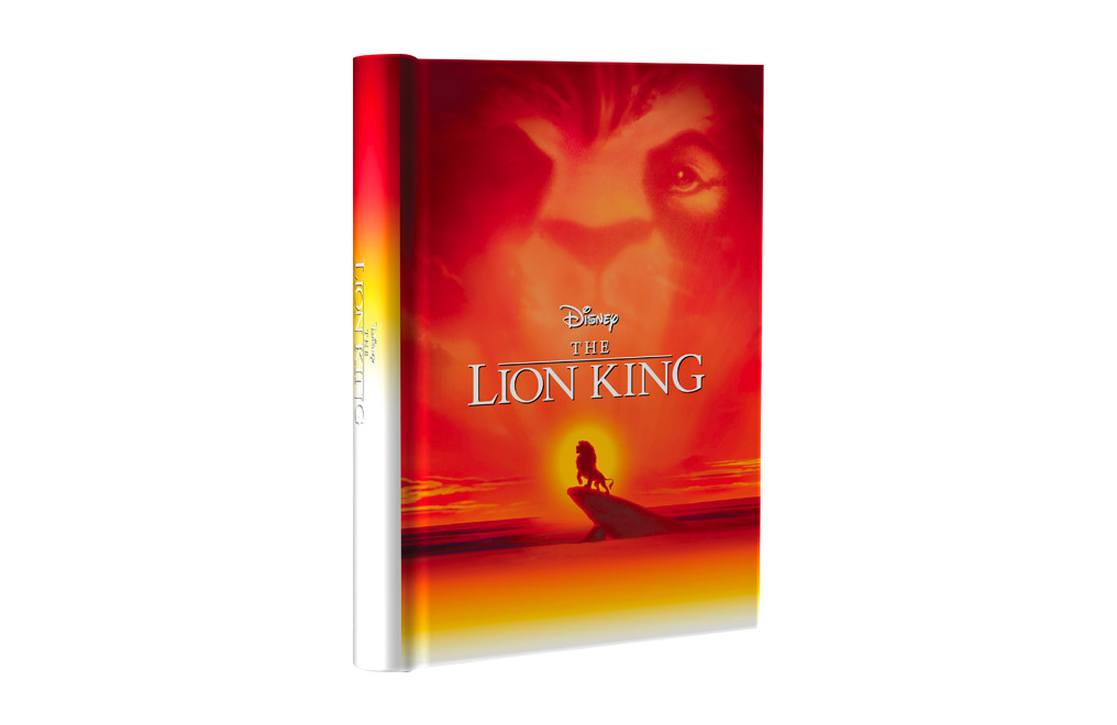 Buy 4 x 1 oz Silver Coin Set .999 - Disney - The Lion King, image 7