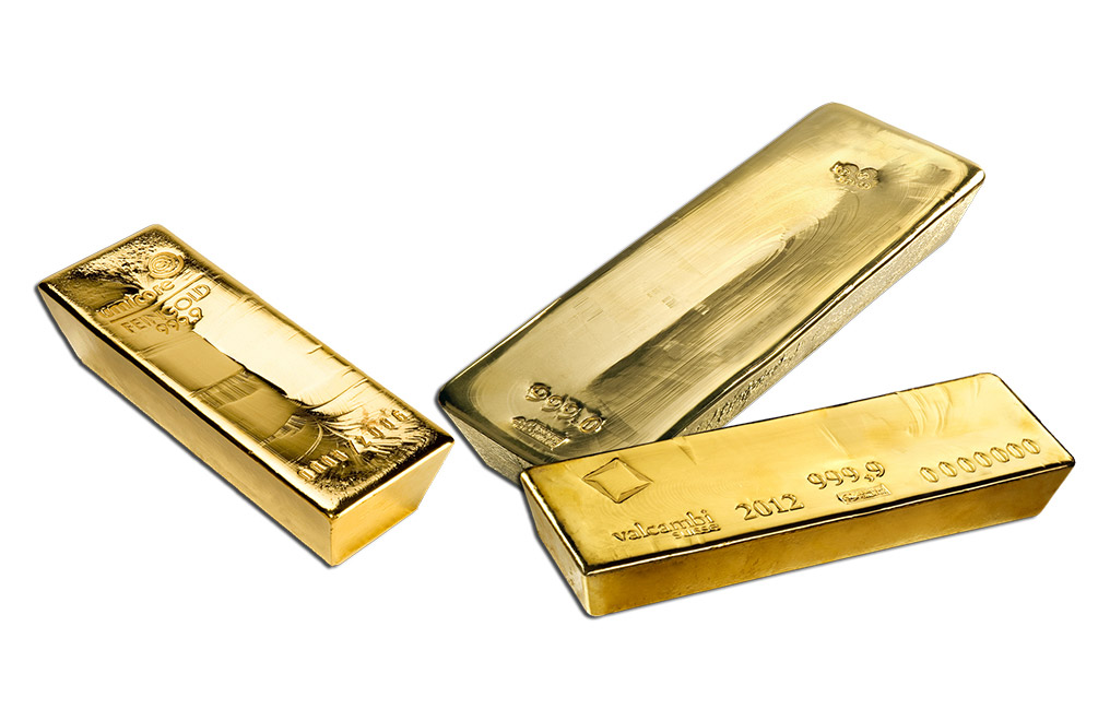 400 Oz Gold Bars Image 0