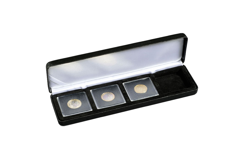 Buy 4x QUADRUM Capsules NOBILE Coin Box, image 0