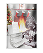 5 g Silver Coin Note .999 - Darth Vader - Season's Greetings