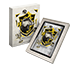 Buy 5 g Silver Coin Note .999 - Harry Potter - Hufflepuff, image 2