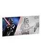 5 g Silver Coin Note .999 - Star Wars - Darth Vader
