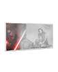 5 g Silver Coin Note .999 - Star Wars - Kylo Ren