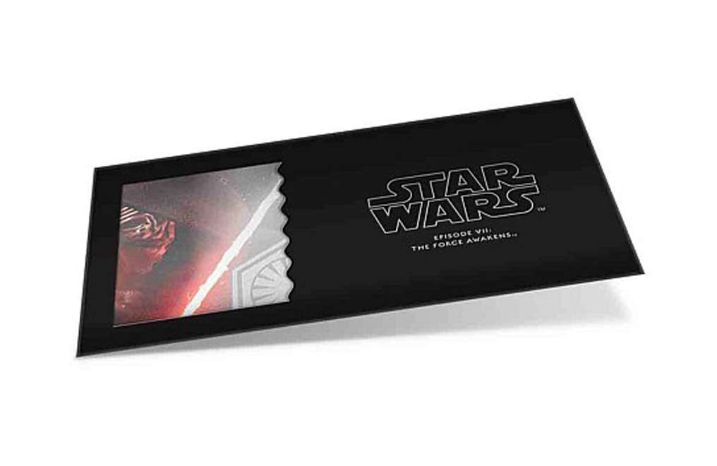 Buy 5 g Silver Coin Note .999 - Star Wars-Kylo Ren, image 2