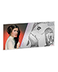 5 g Silver Coin Note .999 - Star Wars - Princess Leia