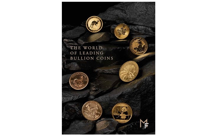 Buy The World of Leading Bullion Coins Book, image 0