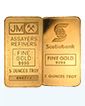5 oz Gold Bar .9999 [Please call regarding Elemetal, OPM, NTR & Provident Metals brands.]