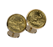 Gold Cufflinks - 1/10th oz Gold Eagle (various years), image 0
