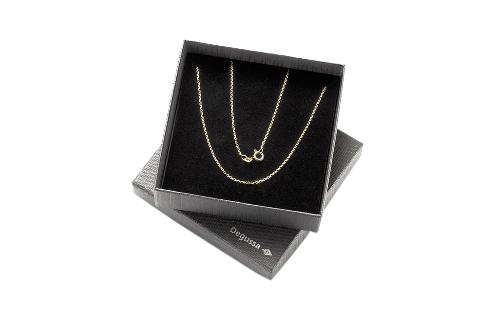 14 K Gold Chain 19.7 inches, image 0