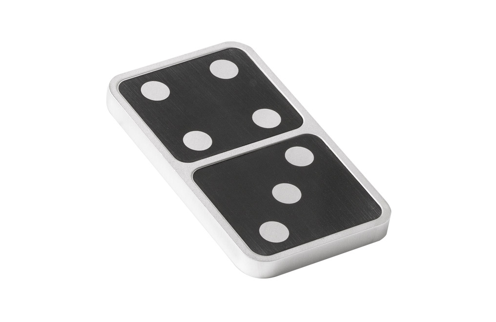 Buy Pure Silver Domino Game .999, image 1