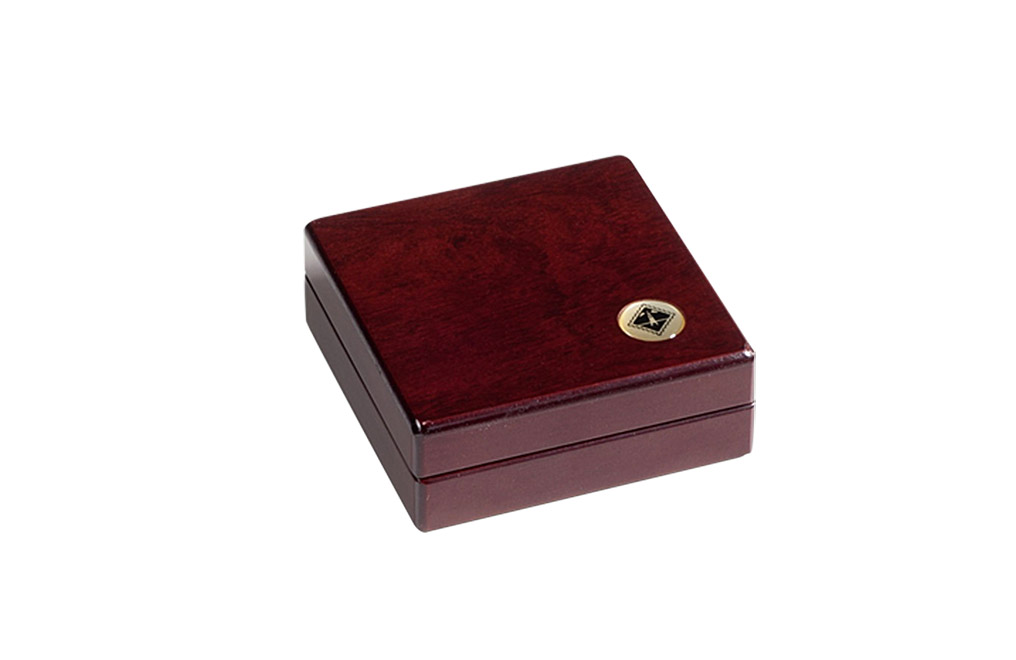 Buy MintFirst™ VOLTERRA Coin Box, image 1