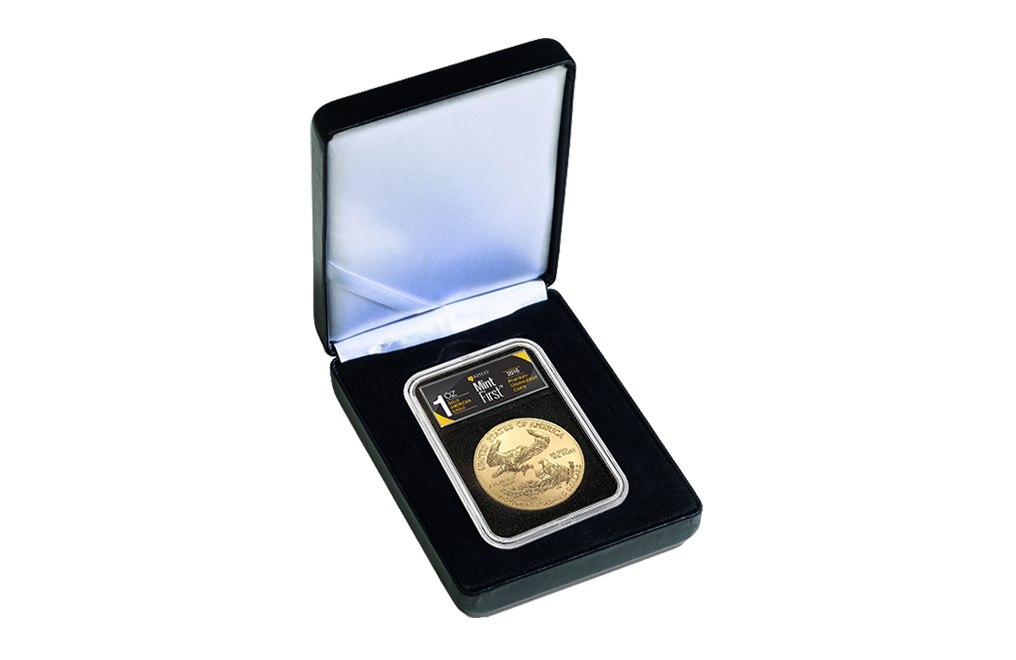 Buy MintFirst™ Single SLAB Coin Box, image 0