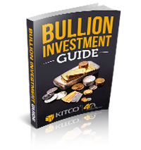 Image of book titled Bullion investment guide, Kitco